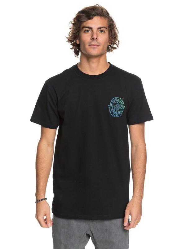 0 Men Juice Hawaii  Camiseta Negro AQYZT05429 Quiksilver