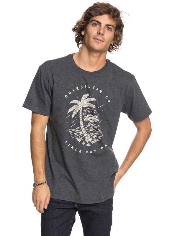 0 Since Day One - T-Shirt  AQYZT05445 Quiksilver