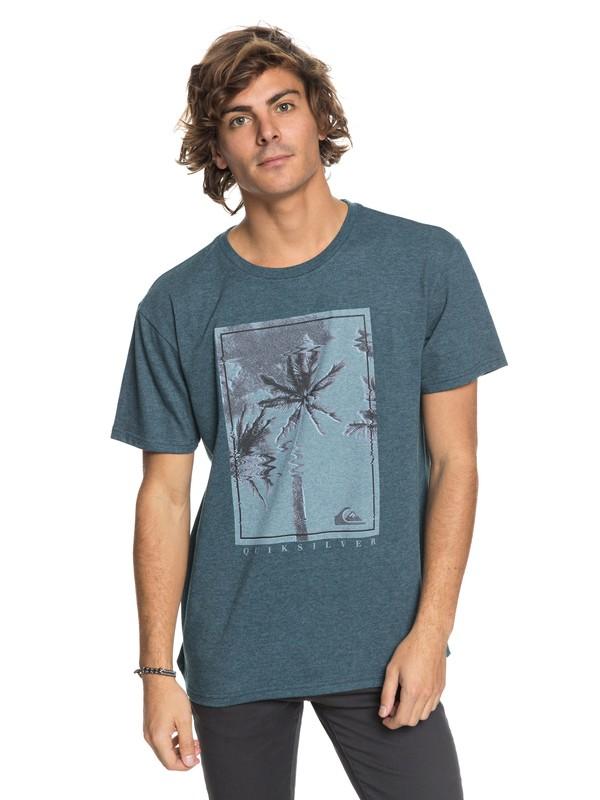 0 Palm Shock - T-Shirt  AQYZT05446 Quiksilver