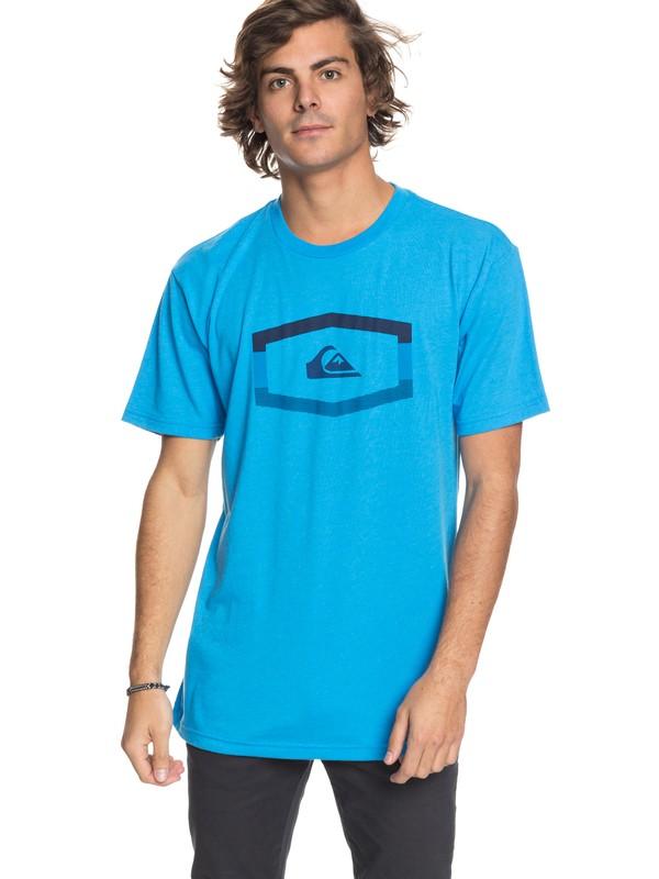 0 Men Triple Tech Camiseta Técnica  AQYZT05461 Quiksilver