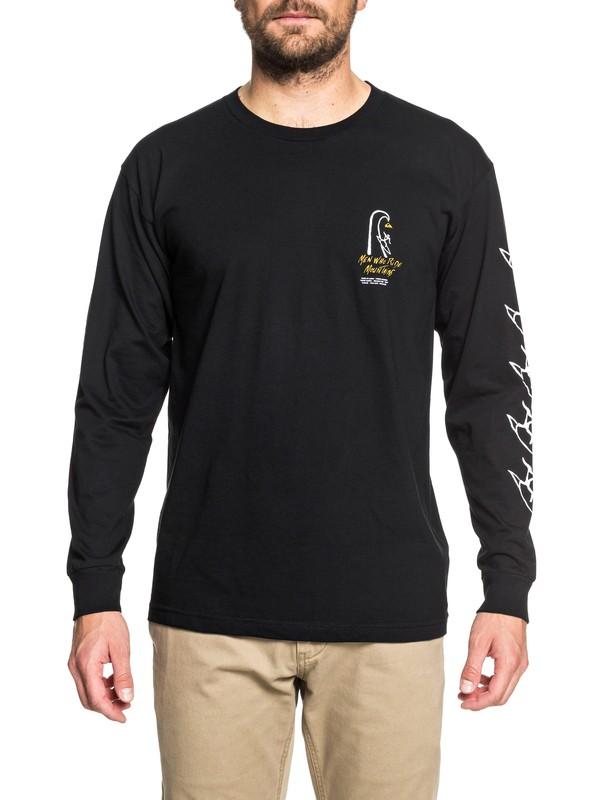 0 MWRM Petroglyph - T-Shirt for Men  AQYZT05499 Quiksilver