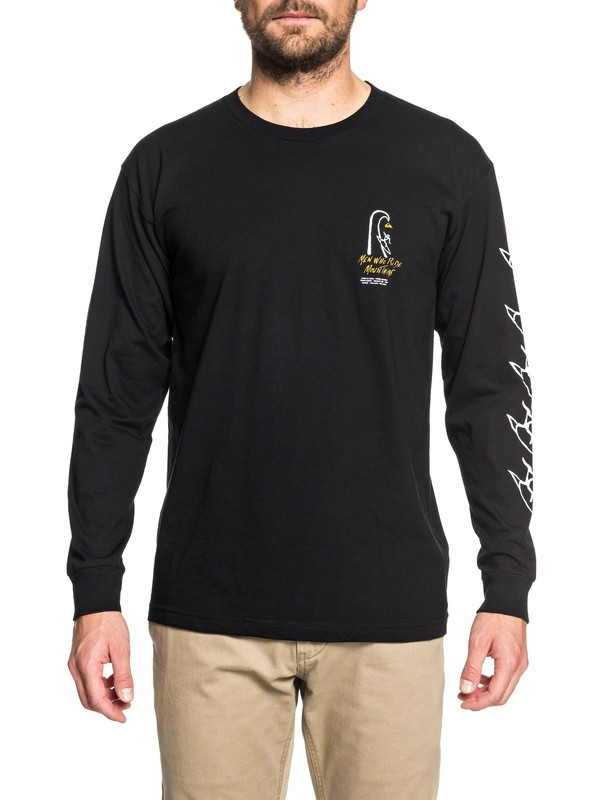0 MWRM Petroglyph - Camiseta para Hombre  AQYZT05499 Quiksilver