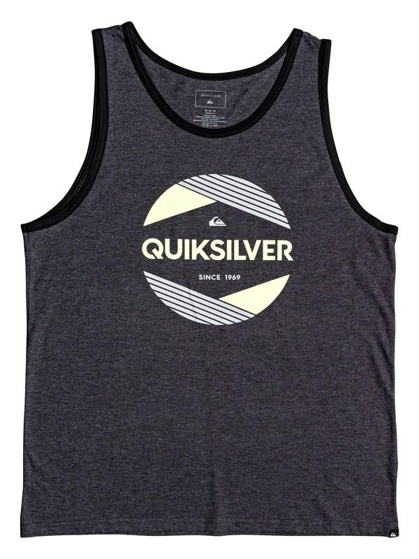 0 A Cut Above Vest Black AQYZT05569 Quiksilver