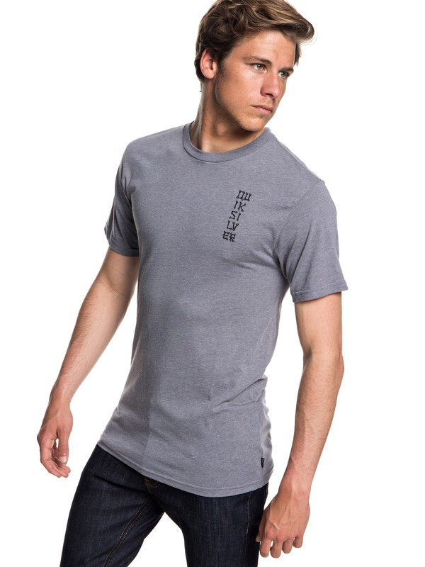 0 Reflections Technical Tee Black AQYZT05579 Quiksilver