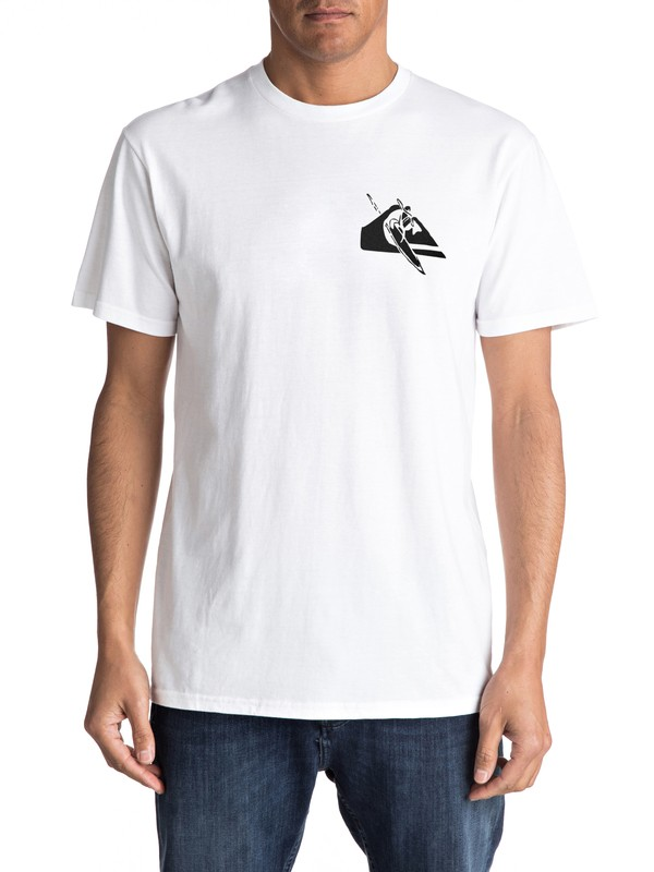 0 MWRM Petroglyph - T-Shirt  AQYZT05906 Quiksilver