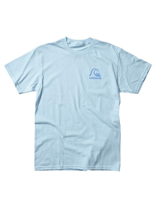 0 Chest Dingo - T-Shirt  AQYZT06016 Quiksilver