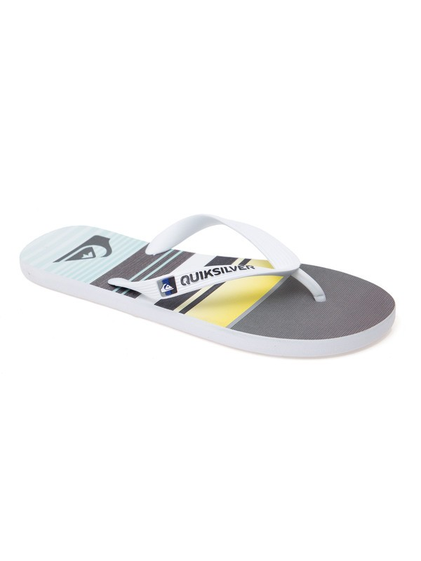 0 QK CHINELO MOLOKAY EVERYDAY STRIPE Amarelo BR51330142 Quiksilver