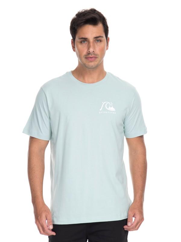 0 Camiseta Originals Pocket Quiksilver  BR61114693 Quiksilver