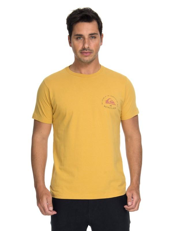 0 Camiseta Rising Giant Quiksilver  BR61143003 Quiksilver