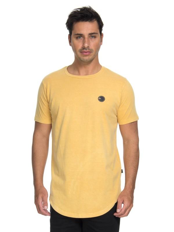 0 Camiseta Scallop Patch Quiksilver  BR61143019 Quiksilver