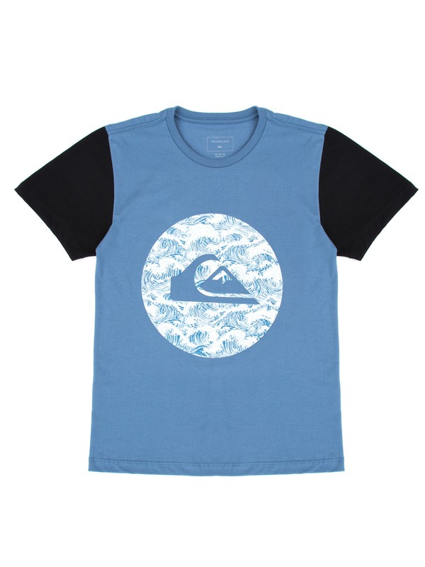 0 Camiseta Juvenil Filtro Quiksilver  BR68112125 Quiksilver
