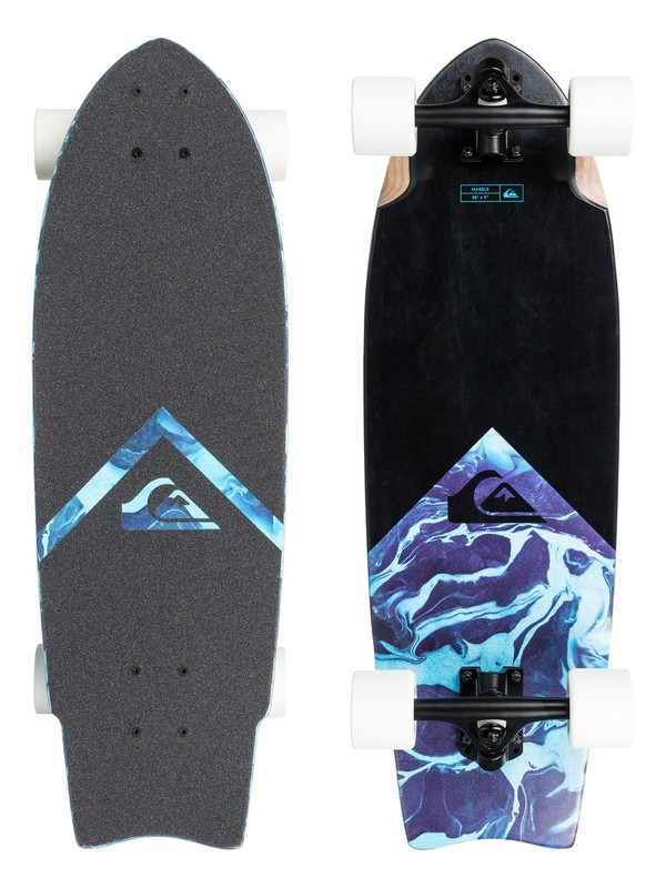 0 Skate Marble - Cruiser Mediano Azul EGL0MARBLE Quiksilver