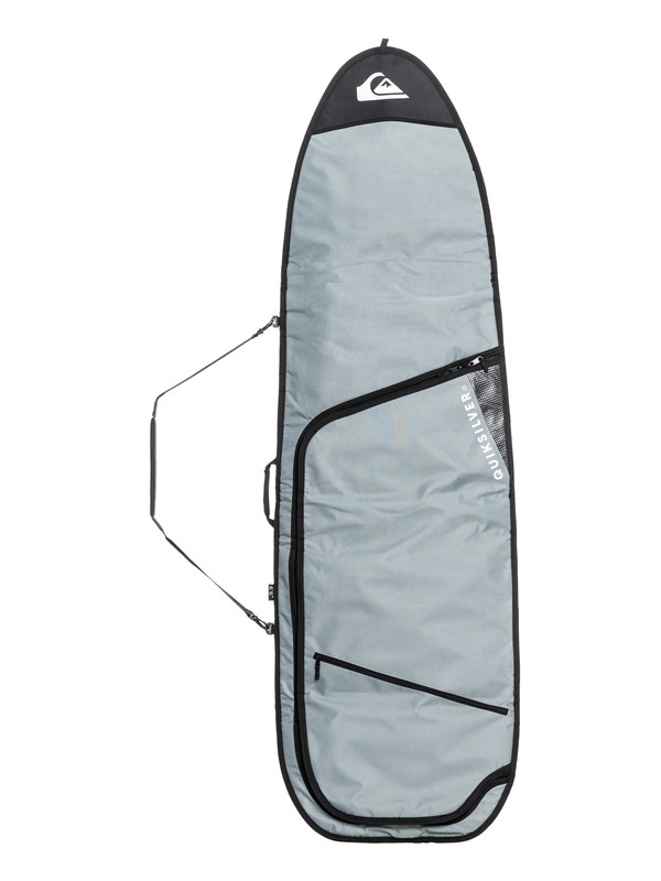0 QS Light Fish 6'6 - Housse de surf Gris EGLQBBLF66 Quiksilver