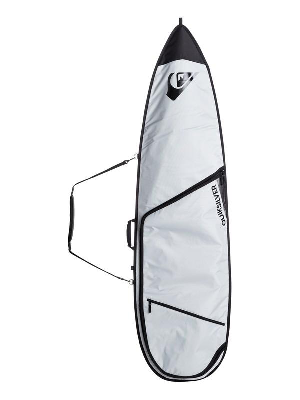 0 Shortboard 7'3  - Leggera sacca per la tavola  EGLQBBLS73 Quiksilver