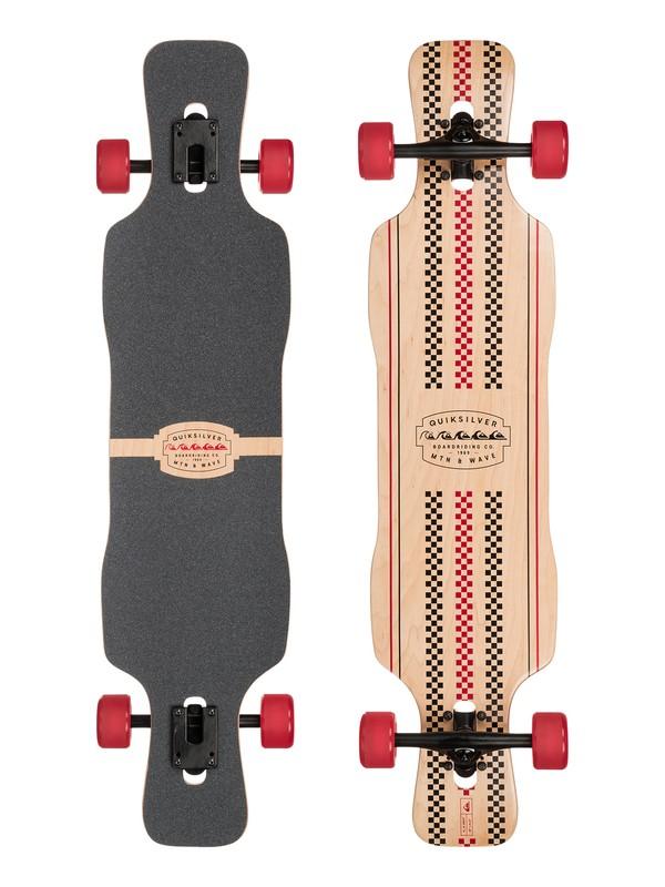 0 Black Drift - Skateboard  EGLQSLSDRT Quiksilver