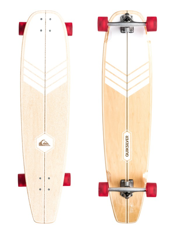 0 Rapa Nui 39 Cruiser Skateboard  EGLQSLSRPN Quiksilver