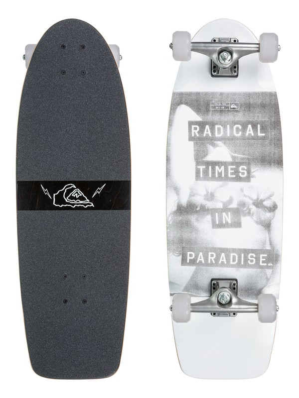 0 All Time - Skateboard Grey EGLSALTUS Quiksilver
