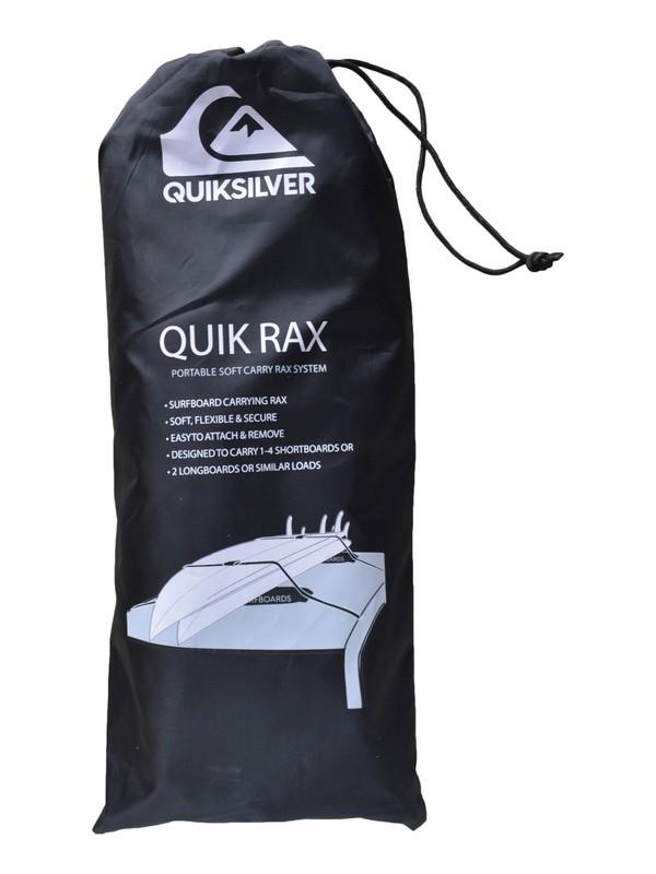 0 Quik Car Rax - Barres de toit souples pour planche de surf  EGLSCARRAX Quiksilver