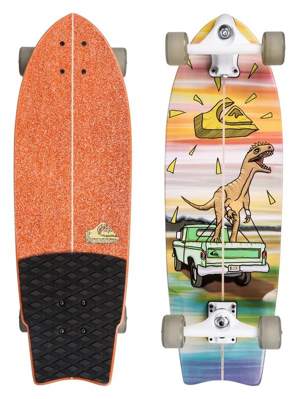 0 Trucker Rex - Surf Skateboard  EGLSSTTREX Quiksilver