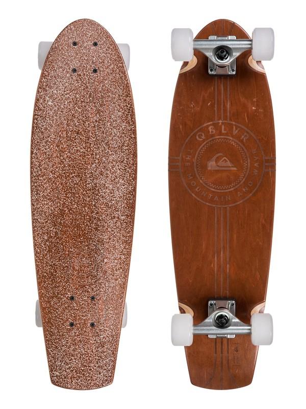 0 Woody Skateboard  EGLSWDYUS Quiksilver