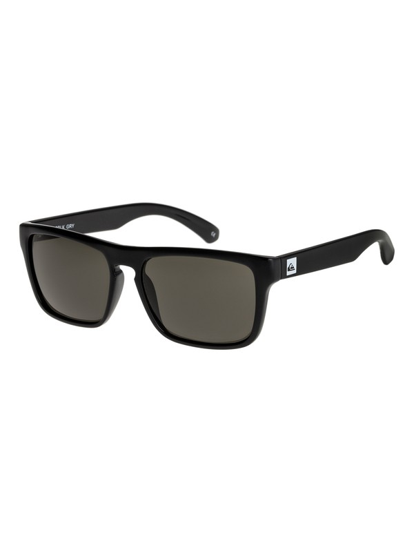 0 Small Fry - occhiali da sole da Ragazzo 2-7 Black EKS4077 Quiksilver