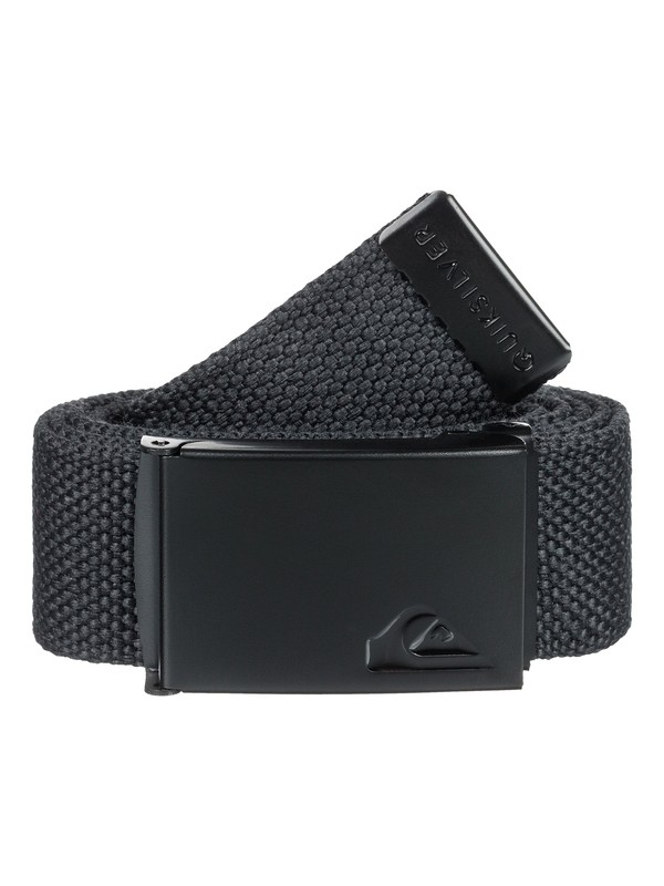 0 Boys 8-16 Principle Webbed Belt  EQBAA03015 Quiksilver