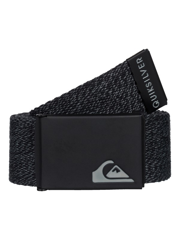 0 The Jam - Reversible Webbing Belt  EQBAA03030 Quiksilver