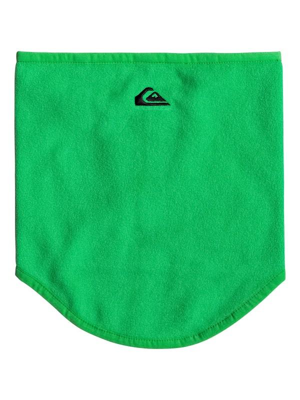 0 Casper - Neck Warmer Green EQBAA03041 Quiksilver