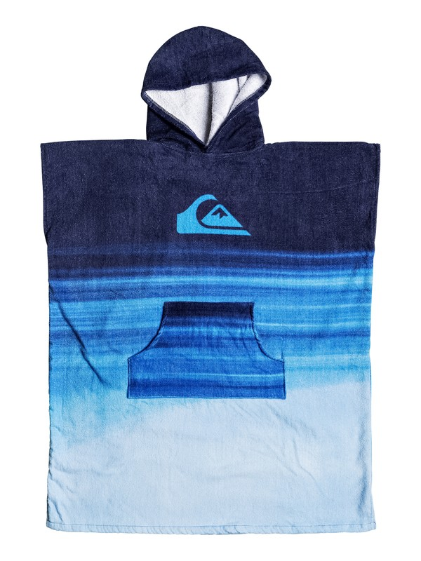 0 Boy's 8-16 Hooded Changing Towel  EQBAA03046 Quiksilver