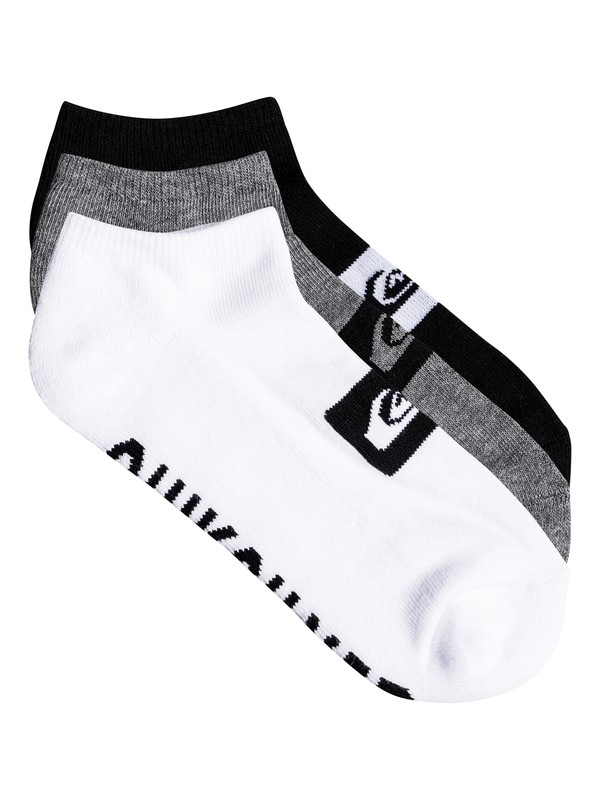 0 Quiksilver - Calcetines cortos para Chicos 8-16  EQBAA03054 Quiksilver