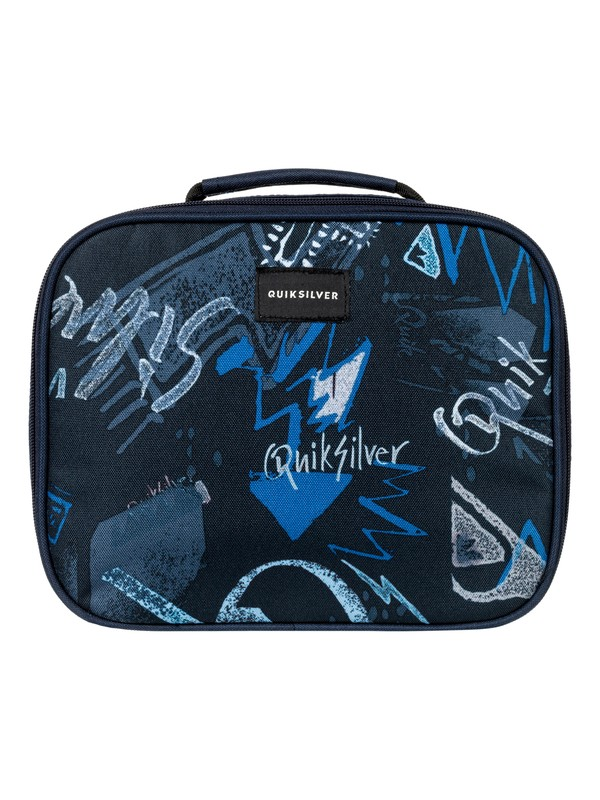 0 Boy's 8-16 Lunch Lady Land Cooler Lunch Bag  EQBBA03000 Quiksilver