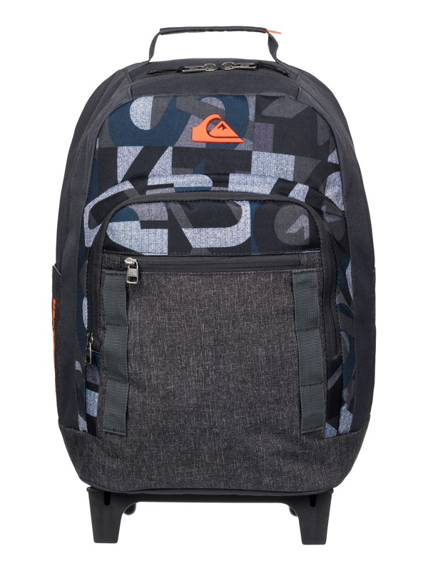 0 Hall Pass - Wheelie Backpack  EQBBP03019 Quiksilver