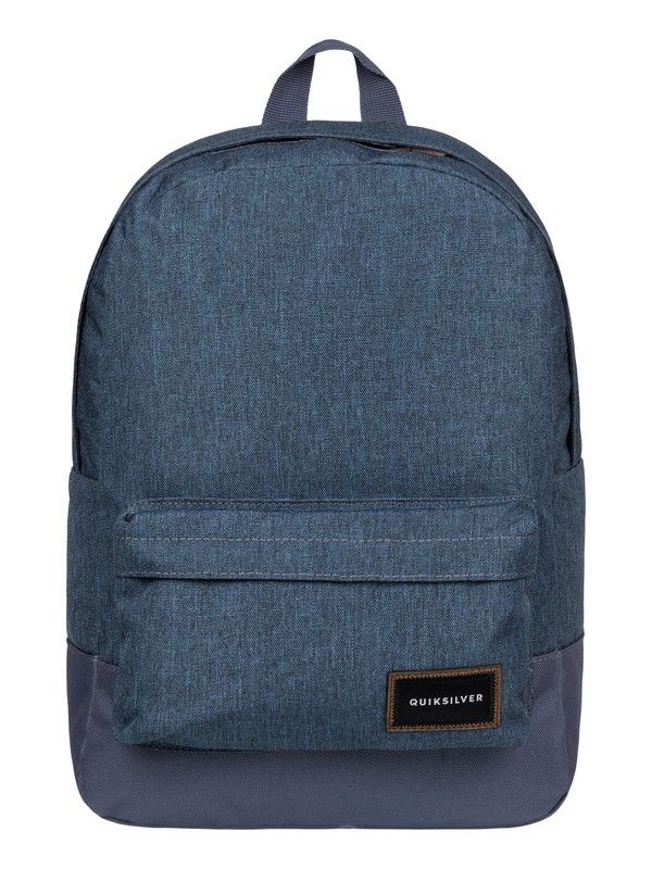 0 Boy's 8-16 Mini Night Track Medium Backpack  EQBBP03025 Quiksilver