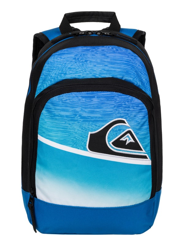 0 Boy's 8-16 Chompine Medium Backpack  EQBBP03029 Quiksilver