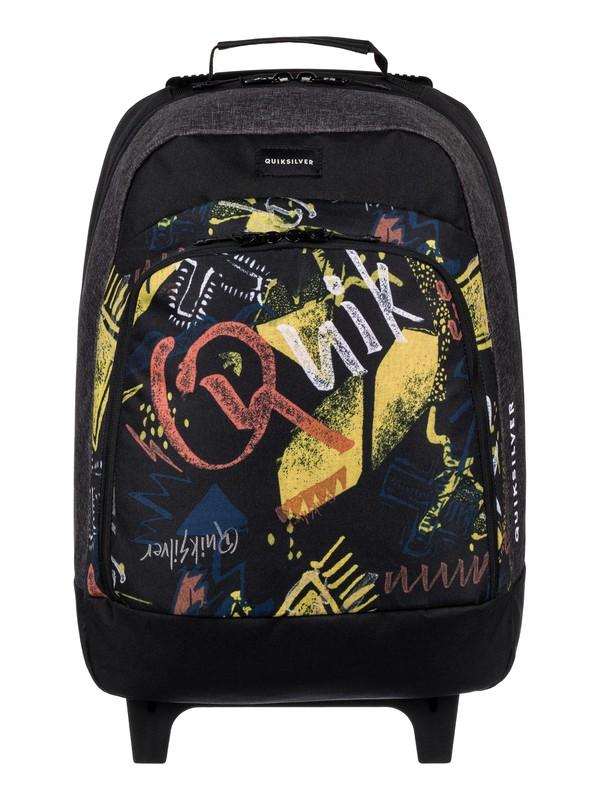 0 Wheelie Chompine 12L - Wheelie Small Backpack Black EQBBP03033 Quiksilver