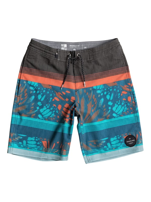 "0 Niños  8-16 Shorts de Playa Swell Vision de 17""  EQBBS03167 Quiksilver"