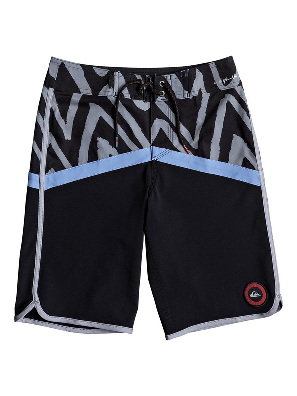 0 HIGHLINE TECHTONICS YOUTH 19  EQBBS03231 Quiksilver