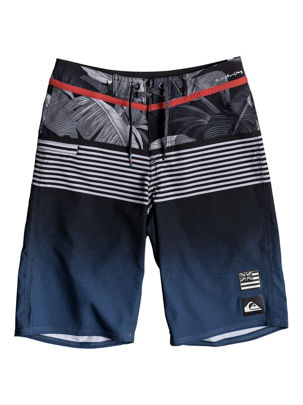 "0 Highline Division Hawaii 19"" - Board Shorts  EQBBS03245 Quiksilver"