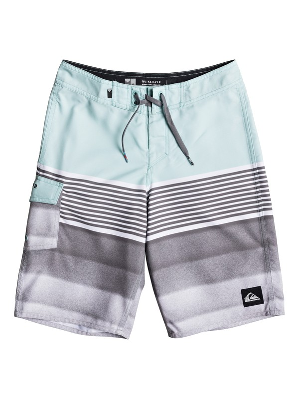 "0 Boys 8 -16 Division 19"" Boardshorts  EQBBS03248 Quiksilver"