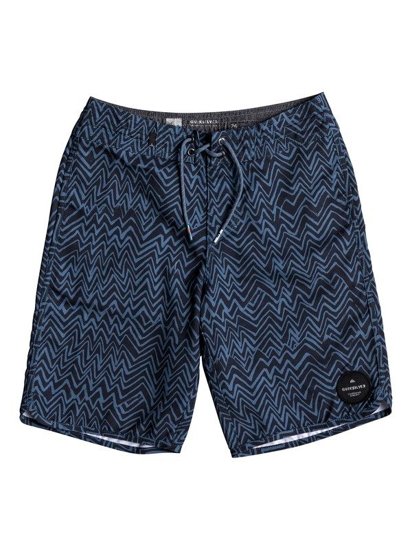 0 VARIABLE BEACHSHORT YOUTH 17 Azul EQBBS03253 Quiksilver