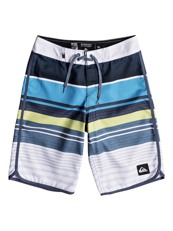 0 EYE SCALLOP YOUTH 19 Azul EQBBS03255 Quiksilver
