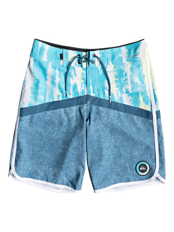 "0 Boys 8-16 Highline Fortune 17"" - Boardshorts  EQBBS03277 Quiksilver"