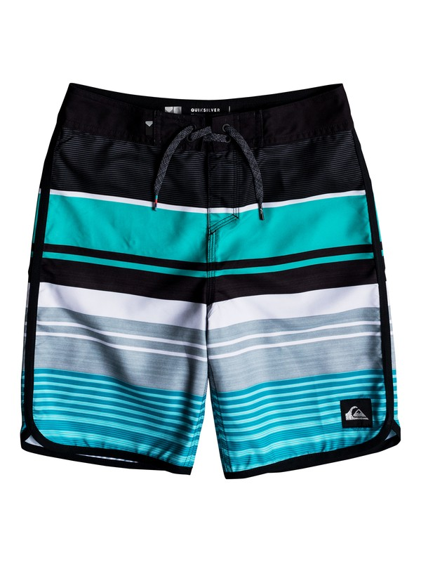 0 EYE SCALLOP YOUTH 18 Azul EQBBS03289 Quiksilver