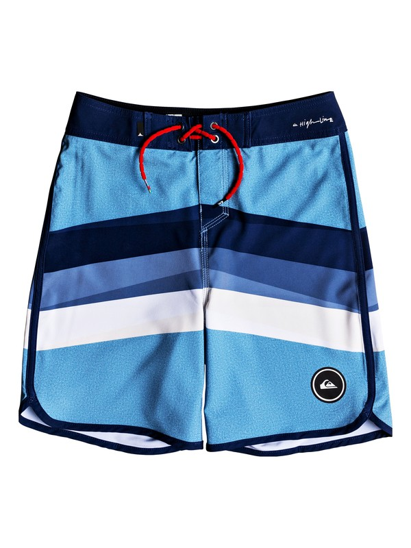 0 HIGHLINE REVERSE YOUTH 17 Azul EQBBS03329 Quiksilver
