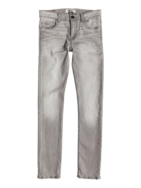 0 Zeppelin Used Grey Aw Youth  EQBDP03035 Quiksilver