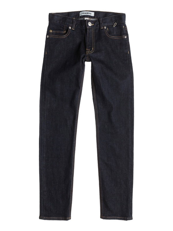 0 Distorsion Rinse Aw Youth  EQBDP03045 Quiksilver