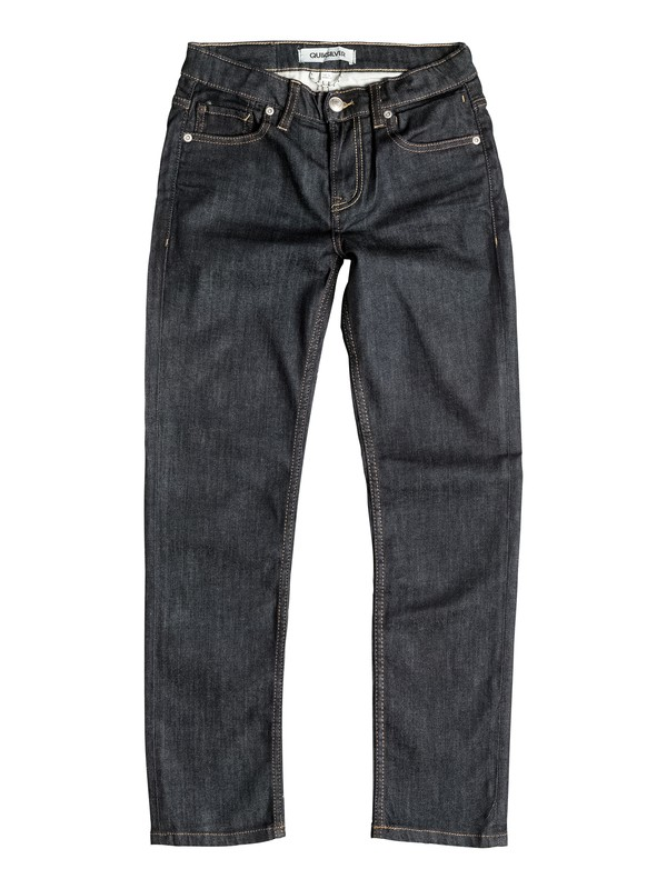 0 Revolver Rinse - Straight Fit Jeans  EQBDP03085 Quiksilver