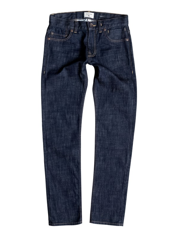 0 Distorsion Rinse - Jean coupe slim  EQBDP03090 Quiksilver