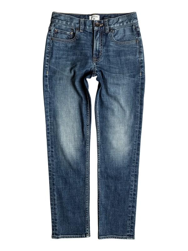 0 Revolver Sky - Jeans vestibilità straight  EQBDP03122 Quiksilver