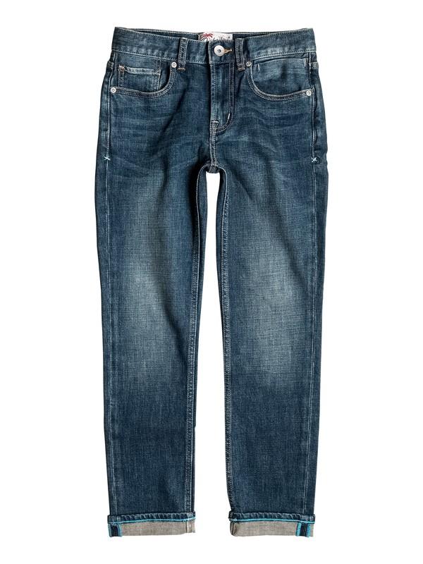 0 Revolver Neo Dust - Jeans vestibilità straight  EQBDP03126 Quiksilver